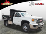 2016 Sierra 3500 Regular Cab 4x4, Dump Body #GT16946 - photo 1
