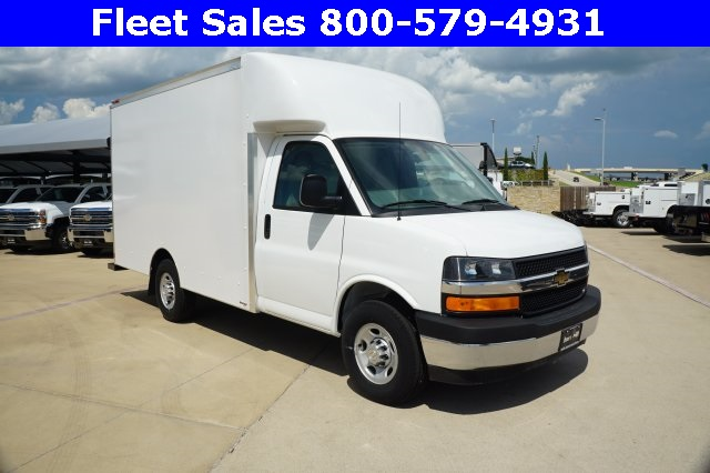 2017 Express 3500 Service Utility Van #118886 - photo 4