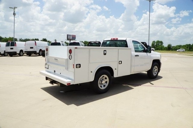 2016 Silverado 1500 Regular Cab, Service Body #GZ219444 - photo 2