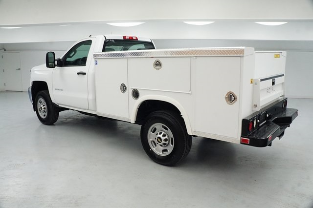 2017 Silverado 2500 Regular Cab, Service Body #HZ277998 - photo 3