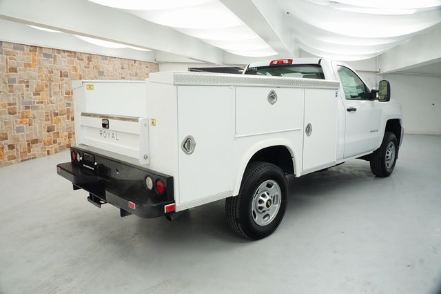 2017 Silverado 2500 Regular Cab, Service Body #HZ277998 - photo 2