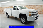 2017 Silverado 2500 Regular Cab, Service Body #HZ277998 - photo 1
