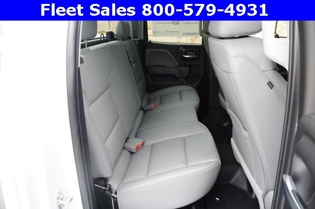 2017 Silverado 2500 Double Cab 4x4 Service Body #HZ372326 - photo 6
