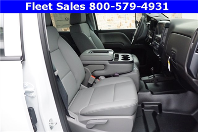 2017 Silverado 2500 Double Cab 4x4 Service Body #HZ372326 - photo 5