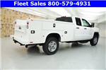 2017 Silverado 2500 Double Cab 4x4 Service Body #HZ372326 - photo 2