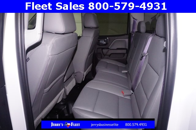 2017 Silverado 2500 Double Cab 4x4, Service Body #HZ375522 - photo 5