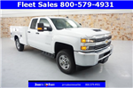 2017 Silverado 2500 Double Cab 4x4, Service Body #HZ375522 - photo 1