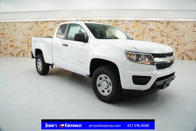 2018 Colorado Extended Cab Pickup #J1112685 - photo 1