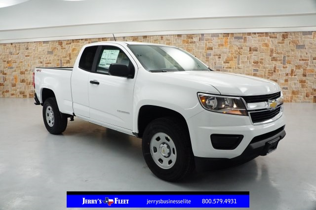 2018 Colorado Extended Cab 4x4 Pickup #J1126680 - photo 1