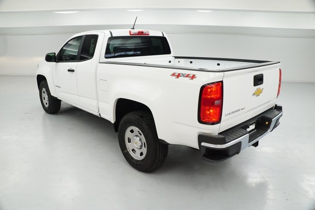 2018 Colorado Extended Cab 4x4 Pickup #J1127717 - photo 4