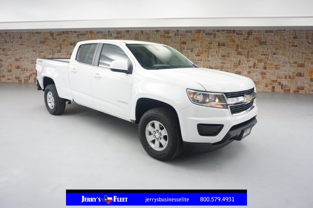 2018 Colorado Crew Cab 4x4,  Pickup #J1226541 - photo 1