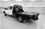 2018 Silverado 3500 Crew Cab DRW, Platform Body #JF129084 - photo 1