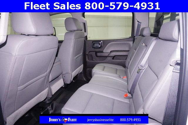 2018 Silverado 3500 Crew Cab DRW, Platform Body #JF147799 - photo 4