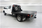 2018 Silverado 3500 Crew Cab DRW 4x4, Platform Body #JF177023 - photo 1