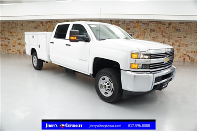 2018 Silverado 2500 Crew Cab,  Royal Service Bodies Service Body #JF252888 - photo 1