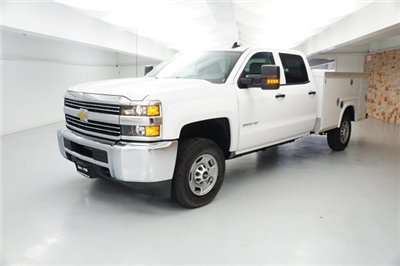2018 Silverado 2500 Crew Cab,  Royal Service Bodies Service Body #JF252888 - photo 3