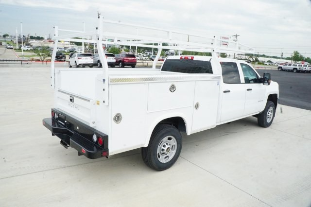 2018 Silverado 2500 Crew Cab,  Royal Service Bodies Service Body #JF256276 - photo 3