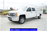 2018 Silverado 2500 Crew Cab,  Royal Service Bodies Service Body #JF256276 - photo 1