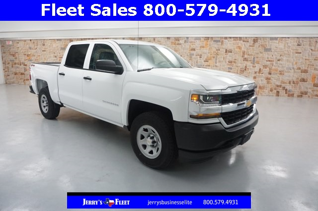 2018 Silverado 1500 Crew Cab 4x4 Pickup #JG147903 - photo 1