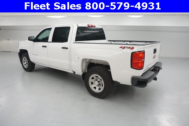 2018 Silverado 1500 Crew Cab 4x4 Pickup #JG147903 - photo 2