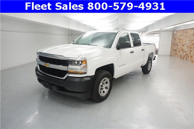 2018 Silverado 1500 Crew Cab 4x4 Pickup #JG147903 - photo 3