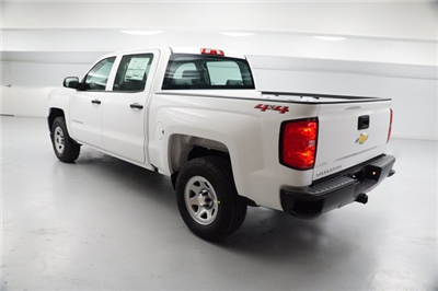 2018 Silverado 1500 Crew Cab 4x4,  Pickup #JG400048 - photo 4