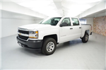 2018 Silverado 1500 Crew Cab 4x4,  Pickup #JG400048 - photo 3