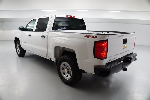2018 Silverado 1500 Crew Cab 4x4,  Pickup #JG430294 - photo 3