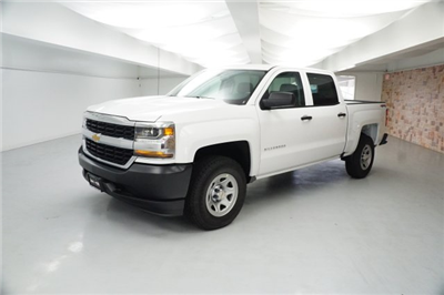 2018 Silverado 1500 Crew Cab 4x4,  Pickup #JG430294 - photo 2