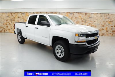 2018 Silverado 1500 Crew Cab 4x4,  Pickup #JG490201 - photo 1