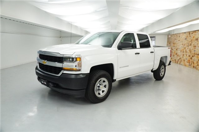 2018 Silverado 1500 Crew Cab 4x4,  Pickup #JG490201 - photo 3