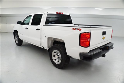 2018 Silverado 1500 Crew Cab 4x4,  Pickup #JG490201 - photo 4