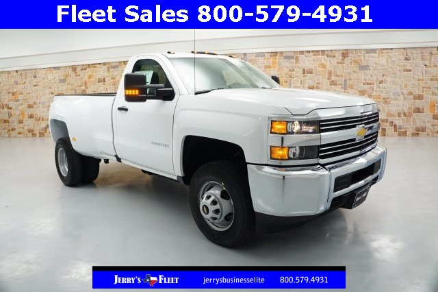 2018 Silverado 3500 Regular Cab, Pickup #JZ192302 - photo 1