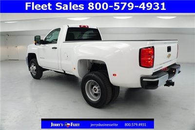 2018 Silverado 3500 Regular Cab, Pickup #JZ192302 - photo 2