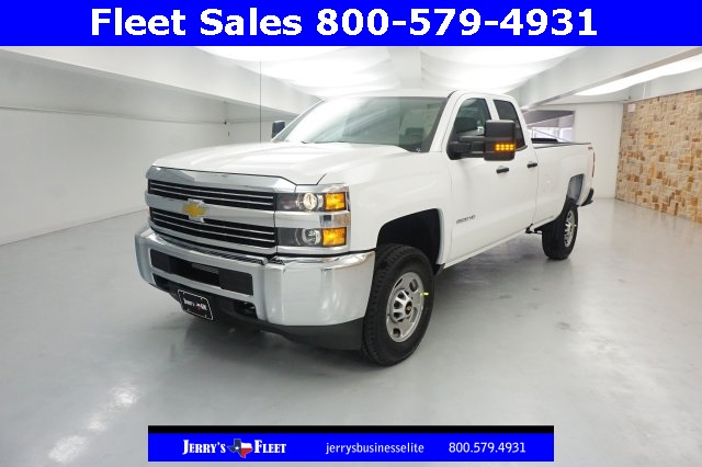 2018 Silverado 2500 Extended Cab 4x4 Pickup #JZ199074 - photo 3
