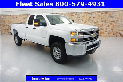 2018 Silverado 2500 Extended Cab 4x4 Pickup #JZ199074 - photo 1