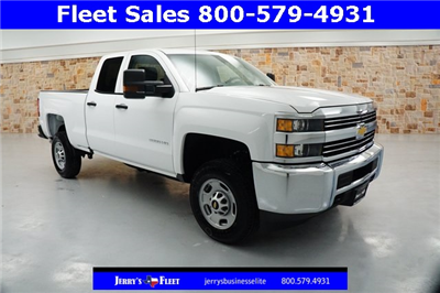 2018 Silverado 2500 Double Cab, Pickup #JZ220957 - photo 1