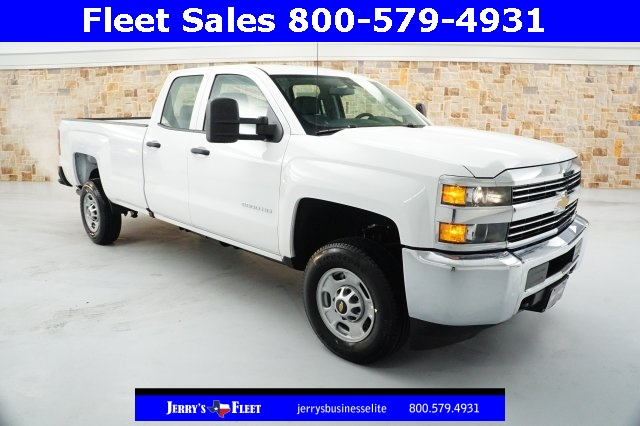2018 Silverado 2500 Double Cab, Pickup #JZ238289 - photo 1
