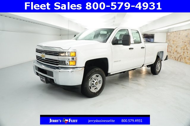 2018 Silverado 2500 Double Cab, Pickup #JZ238289 - photo 3