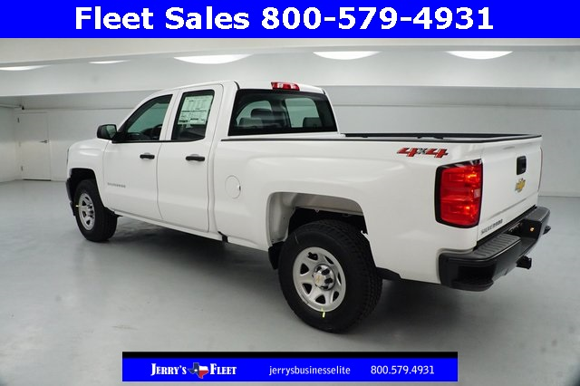 2018 Silverado 1500 Double Cab 4x4,  Pickup #JZ244133 - photo 2
