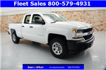 2018 Silverado 1500 Double Cab 4x4,  Pickup #JZ244133 - photo 1
