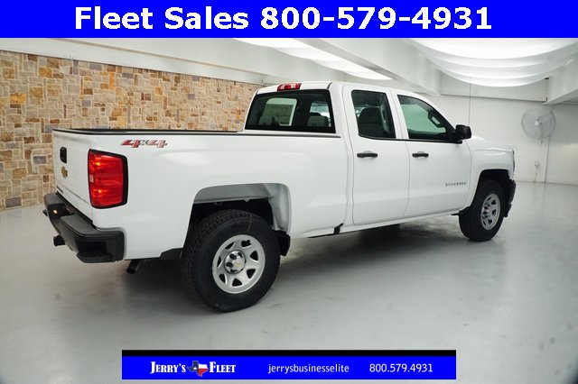 2018 Silverado 1500 Double Cab 4x4,  Pickup #JZ249993 - photo 2