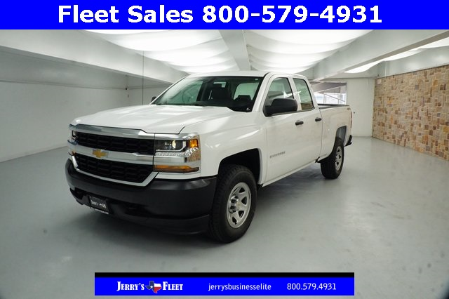 2018 Silverado 1500 Double Cab 4x4,  Pickup #JZ249993 - photo 3