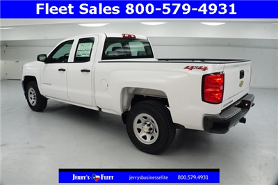 2018 Silverado 1500 Double Cab 4x4,  Pickup #JZ249993 - photo 4