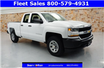 2018 Silverado 1500 Double Cab 4x4,  Pickup #JZ249993 - photo 1
