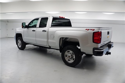 2018 Silverado 2500 Double Cab 4x4,  Pickup #JZ351218 - photo 2