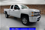 2018 Silverado 2500 Double Cab 4x4,  Pickup #JZ351218 - photo 1