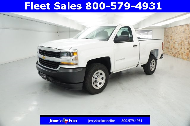 2018 Silverado 1500 Regular Cab 4x2,  Pickup #JZ369300 - photo 3