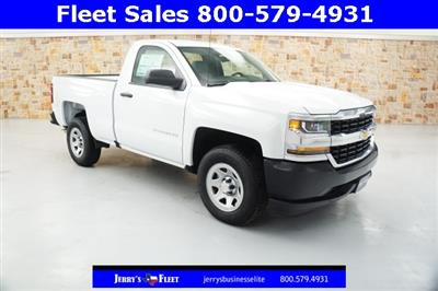 2018 Silverado 1500 Regular Cab 4x2,  Pickup #JZ369300 - photo 1