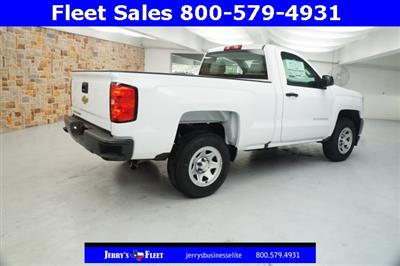 2018 Silverado 1500 Regular Cab 4x2,  Pickup #JZ369300 - photo 2